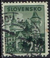 Slowakei 1941, MiNr 84, Gestempelt - Usados