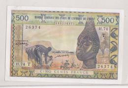 Etat Afrique De L'Ouest 500 Francs UNC Etat Voir Scann - West African States