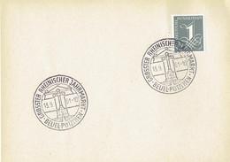 Germany - Sonderstempel / Special Cancellation # Beuel-Pützchen (i701) - Lettres