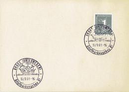 Germany - Sonderstempel / Special Cancellation # Brake (i704) - Lettres