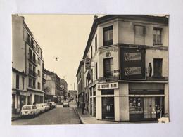 MONTROUGE Rue De Bagneux BAR TABAC  LE DISQUE BLEU (état Cf Scan) - Montrouge