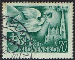 Slowakei 1941, MiNr 102, Gestempelt - Usados