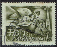 Slowakei 1941, MiNr 103, Gestempelt - Usados