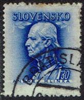Slowakei 1943, MiNr 111, Gestempelt - Usados