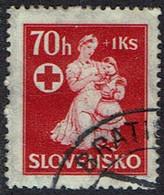 Slowakei 1943, MiNr 113, Gestempelt - Usados