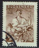 Slowakei 1943, MiNr 131, Gestempelt - Usados