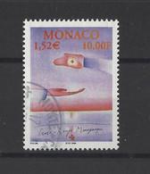 MONACO.  YT   N° 2256  Obl  2000 - Used Stamps