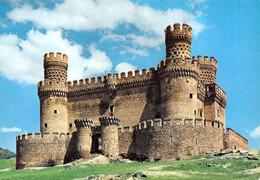 Madrid (Espagne) - Castillo De Manzanares El Real - Madrid
