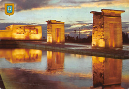 Madrid (Espagne) - Templo De Debot - Madrid