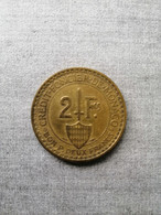 Pièce Bon Pour 2 Francs Crédit Foncier Monaco 1926 Hercul.Monoec - Sonstige