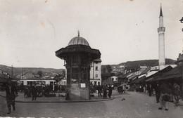 Sarajevo - Baščaršija , Mosque , Tram Strassenbahn - Bosnia And Herzegovina