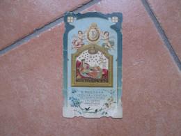 Immagini Sacre Devotion Image S.FILOMENA Santuario Mugnano Del Cardinale AVELLINO Formato Grande - Devotion Images
