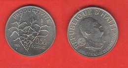 Haiti 0,50 Gourdes 1981 FAO - Haiti