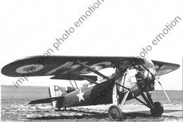 PHOTO RETIRAGE REPRINT AVION   MORANE SAULNIER  A IDENTIFIER - Aviation