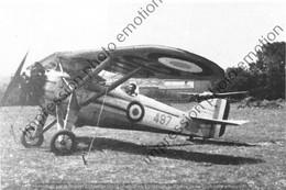 PHOTO RETIRAGE REPRINT AVION    MORANE SAULNIER 230 N°497 EAP 19 NIMES 1940 AVEC HANRIOT 222 - Luftfahrt