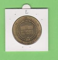 2016 Douai - Le Beffroi - Inscrit à L'Unesco - XIVème Et XVème Siècle Monnaie De Paris Dept 59 - 2016