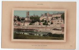 NEVERS (NIEVRE)  *  LE QUAI DE LOIRE * LL * Carte Colorisée - Nevers