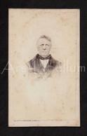 Photo-carte De Visite / CDV / 2 Scans / Photo / Homme / Man / Photographe / Duchatel / Tournay / Tournai / Doornik - Old (before 1900)
