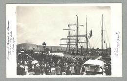 EXPÉDITION ANTARCTIQUE CHARCOT 1908-1910 - ARRIVÉE DU POURQUOI-PAS ? À ROUEN EN JUIN 1910 - Missions