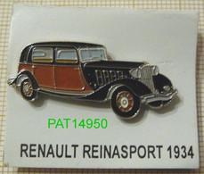 RENAULT REINASPORT De 1934 - Renault
