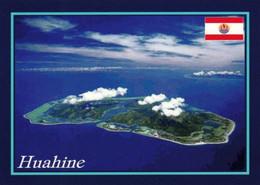 1 AK Blick Auf Das Atoll Huahine * French Polynesia * Französisch Polynesien * South Pacific * Luftbildaufnahme * - French Polynesia