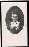 NAZARETH - Clemence VAN DER STICHELE - °1847 EN +1912 - Devotieprenten
