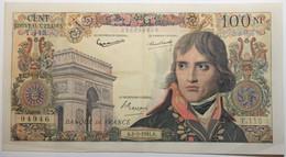 France - 100 Francs - 4-5-1961 - PICK 144a.11 / F59.11 - TTB - 100 NF 1959-1964 ''Bonaparte''