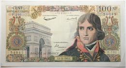 France - 100 Francs - 4-10-1962 - PICK 144a.17 / F59.17 - TTB - 100 NF 1959-1964 ''Bonaparte''