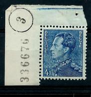 N° 833 A Cdf  + N°    (** ) - 1936-1951 Poortman