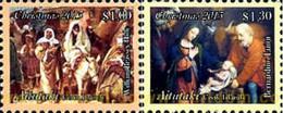 Ref. 313799 * MNH * - AITUTAKI. 2013. CHRISTMAS . NAVIDAD - Aitutaki
