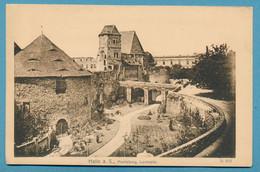 HALLE A. S. - Moritzburg, Landseite - Halle (Saale)