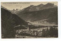 Cartolina Dolomiti Val Pusteria Tesido Verso M. Cristallo 1931 Viaggiata Bolzano - Bolzano