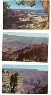 Vintage Postcards X 5 Grand Canyon Unused Arizona, See Description - Grand Canyon