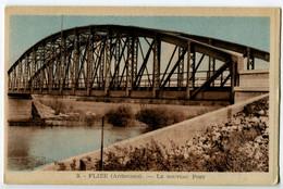 CPA 08 Ardennes Flize Le Nouveau Pont - Other Municipalities