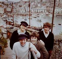 THE PARAMOUNTS - 24 JUILLET 1965 (avant PROCOL HARUM) - Foto