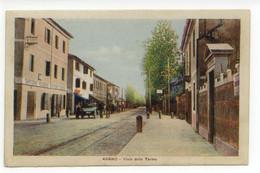 Cartolina Abano Viale Delle Terme 1927 Viaggiata Padova - Padova (Padua)