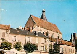 28 - Epernon - L'Eglise St Pierre - CPM - Voir Scans Recto-Verso - Epernon