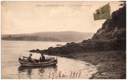 29 LANDEVENNEC - Le Passage De Pentorn - Landévennec