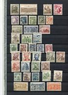 Année 1954 Obliteré - Used Stamps