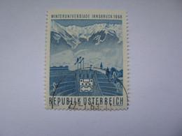 Österreich  1257  O - 1961-70 Used