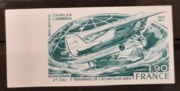 France 1977 Essai  De Couleur  PA 50  BdF ** TB - Proefdrukken