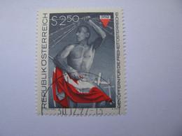 Österreich  1558 O - 1971-80 Used