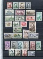 Année 1957 Obliteré - Used Stamps
