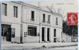 """C. P. A. : 33 TALENCE : La Poste, """"Teinturerie"""",  Timbre En 1907 - Altri Comuni"""