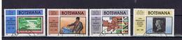 Botswana 1990: Michel-Nr. 467-470 Gestempelt / Used - Botswana (1966-...)