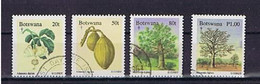 Botswana 1996: Michel-Nr. 615-618 Gestempelt / Used - Botswana (1966-...)