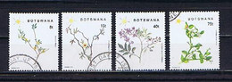 Botswana 1988: Michel-Nr. 447-450 Gestempelt / Used - Botswana (1966-...)