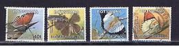 Botswana 2007: Michel-Nr. 863, 866, 867, 868 Gestempelt / Used - Botswana (1966-...)