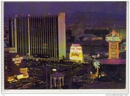LAS VEGAS, Nevada -  BALLY's HOTEL & CASINO - Tom Jones In Concert - Casinos