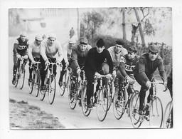 Foto Original-jaar 1962-training In Italie-Rik Van Looy En Ploeg Faema-Gerdameer - Ciclismo